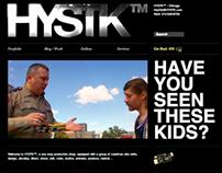 HYSTK – Identity Design