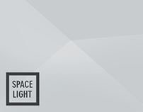 SPACE LIGHT - an ambient interior parking light
