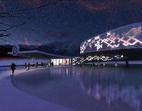 SOCHI OLYMPIC PAVILION  Sochi, Russia