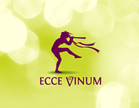 Ecce Vinum Corporate Identity