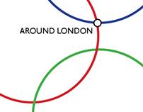 Advertising & UI/UX: 2012 London Olympics