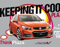 Plaza Holden - V8 Supercars Clipsal 500 Promotion