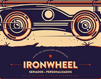 Ironwheel Poster