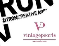 Branding | vintagepearls