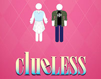 Clueless Alt Poster