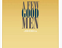 A Few Good Men Alt Poster