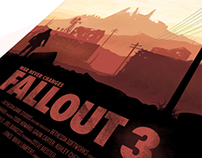 Fallout 3: Poster Set