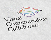 Logo for Visual Communications Collaborate