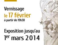 Affiches d'expositions, concert