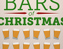 12 bars of christmas