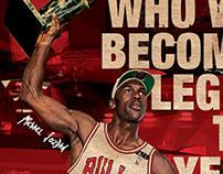 NBA Finals - Print Ad