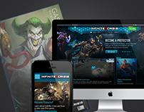 Infinite Crisis: Building a Brand