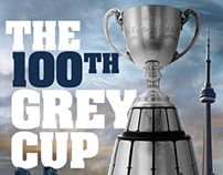 The 100th Grey Cup - Outdoor Ads