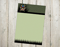 League of Legends Teemo Stationery