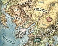 Namarune Map