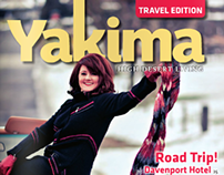 Yakima Magazine Covers
