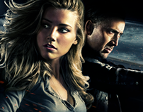 Drive Angry: Digital Campaign