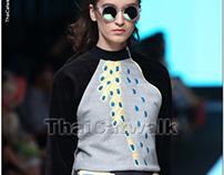 Visual Delusion at Jakarta Fashion Week 2014