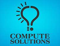 Brand Identity for Tax Consultant - Compute Solutions