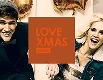 LOVE XMAS by JULES