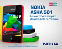 NOKIA || Real Time SPOT
