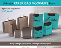 Shopping Bag Mock-up