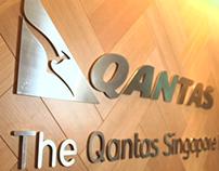 YOUTUBE QANTAS SINGAPORE