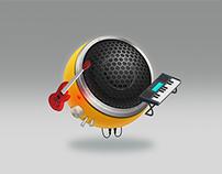 system icon, Kizipad