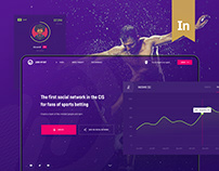 Look My Bet - Sport Social Network