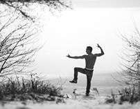 The winter dancer