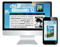 How to Cheat in Photoshop Elements 12 companion website