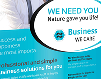 Free Multifunction Corporate Flyers
