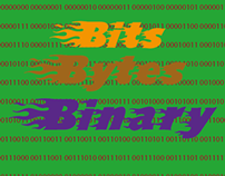 Bits, Bytes, & Binary Book Cover