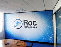 Roc Tech- Office Branding