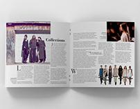 Jeremy Laing, Magazine Insert