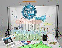 Studio de Raaf 3D Poster