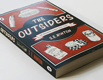 The Outsiders Penguin/Puffin Book Awards 2014