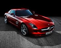 Mercedes SLS-AMG