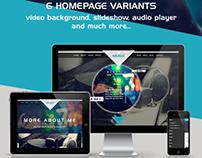 MusiX - Premium Music Responsive Website Template