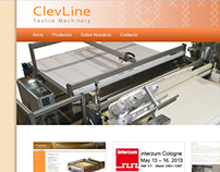 Clevline.com Website