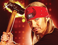 Rock My RV with Bret Michaels Campaign