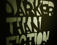 Darker Than Fiction Book Cover