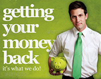 Getting Your Money Back Tax Flyer Template