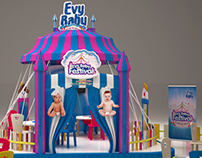 Evy Baby Carnival Festival (Activation).