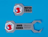 Matco Tools Business Card