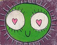 Phagocytosis of love