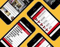 Front End Design ( Web, UX , Icons )
