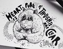 Starlight Hamster /