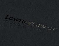 Lowney Law Firm Brand