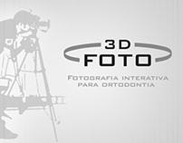Fotografia Interativa facial 3D para uso em Ortodontia